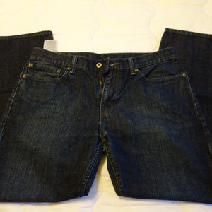 Levi's 504 Regular Straight Jeans 34x30